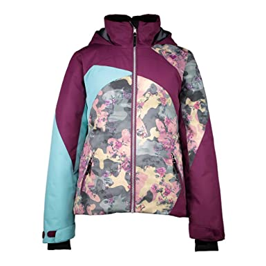 1f242de2ef74 Amazon.com  Obermeyer 31047 Teen s Tabor Jacket