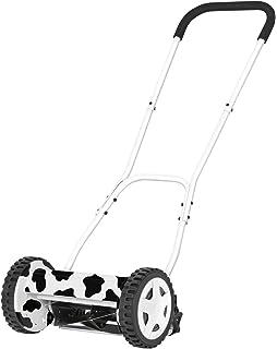 Skil 0721AA - Cortacésped helicoidal manual con anchura de corte de 30 cm (Easy Storage