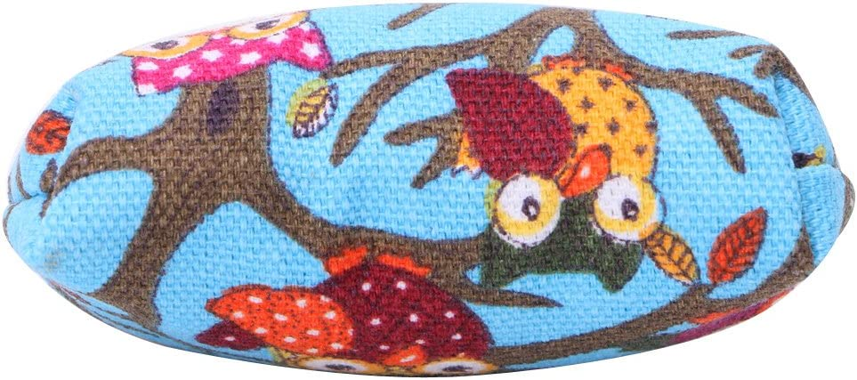 Retro Vintage Owl Small Wallet Clutch Purse Bag SimpleLif Hasp Purse Key Coin Wallet Bag
