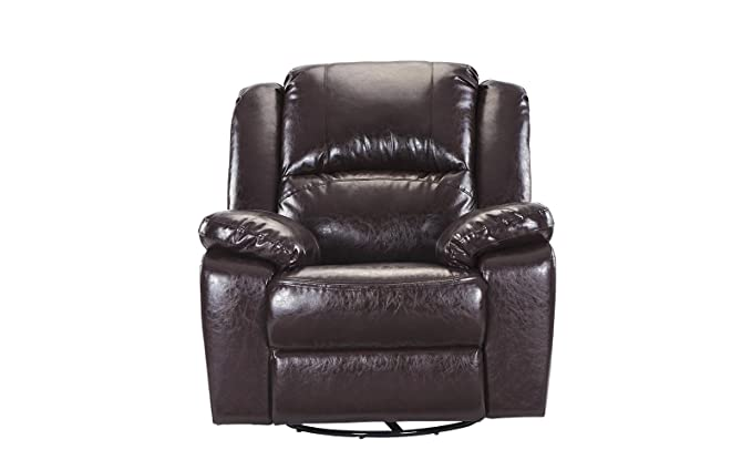 Amazon.com: Divano Roma Furniture Oversize Ultra Comfortable Bonded on