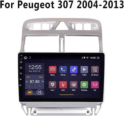 Navi Gps Auto Player Stereo Android Radio Anwendbar Für Peugeot 307 2004 2013 Autoradio Navigation Mit Wifi 9 Zoll Multimedia Satellite Navigator Touchscreen Sport Freizeit