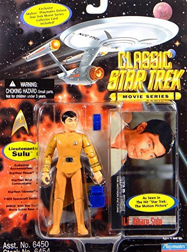 Buy star trek classic star trek lt sulu