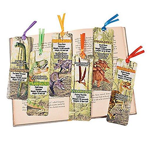 (48 ~ Dinosaur Bookmarks ~ 2