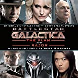 Battlestar Galactica - The Plan / Razor Soundtrack Edition by Bear McCreary (2010) Audio CD