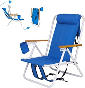 Details about  / Ultralight and Compact Low Profile Outdoor Folding Camping Beach Chair Green