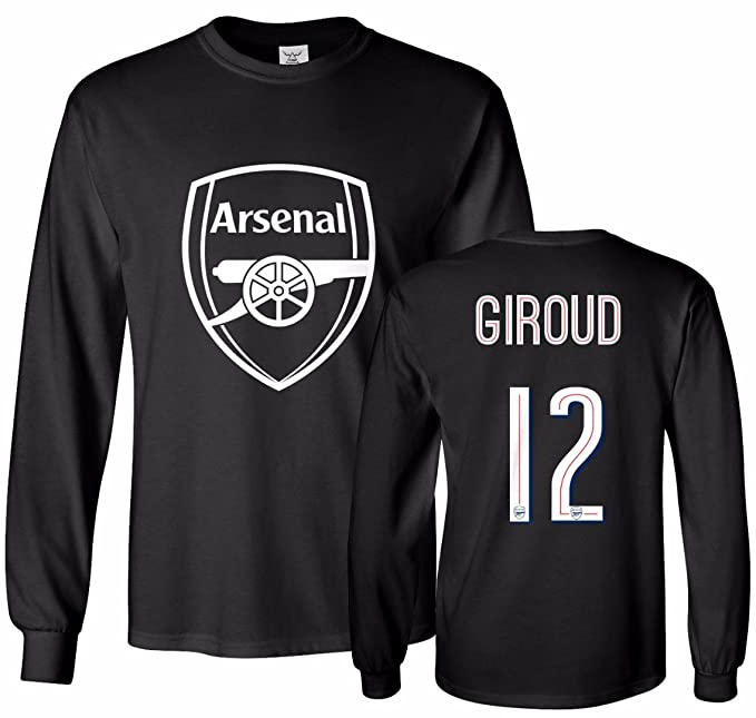 9c7589cbbaa Image Unavailable. Image not available for. Color  Tcamp Arsenal Shirt  Olivier Giroud ...