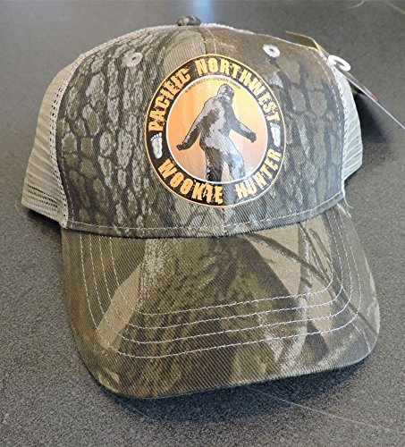 Hat - Pacific Northwest Wookie Hunter