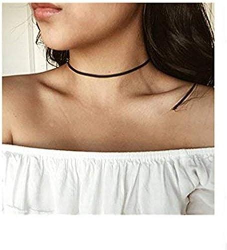 collier ras de cou amazone