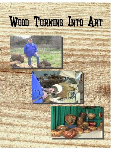 Wood Turning Into Art