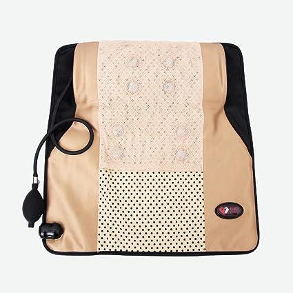 Weiwei Masaje Almohada eléctrica compresa Caliente Cervical Cuello Hombro Cuello Fisioterapia Multifuncional Instrumento Inicio