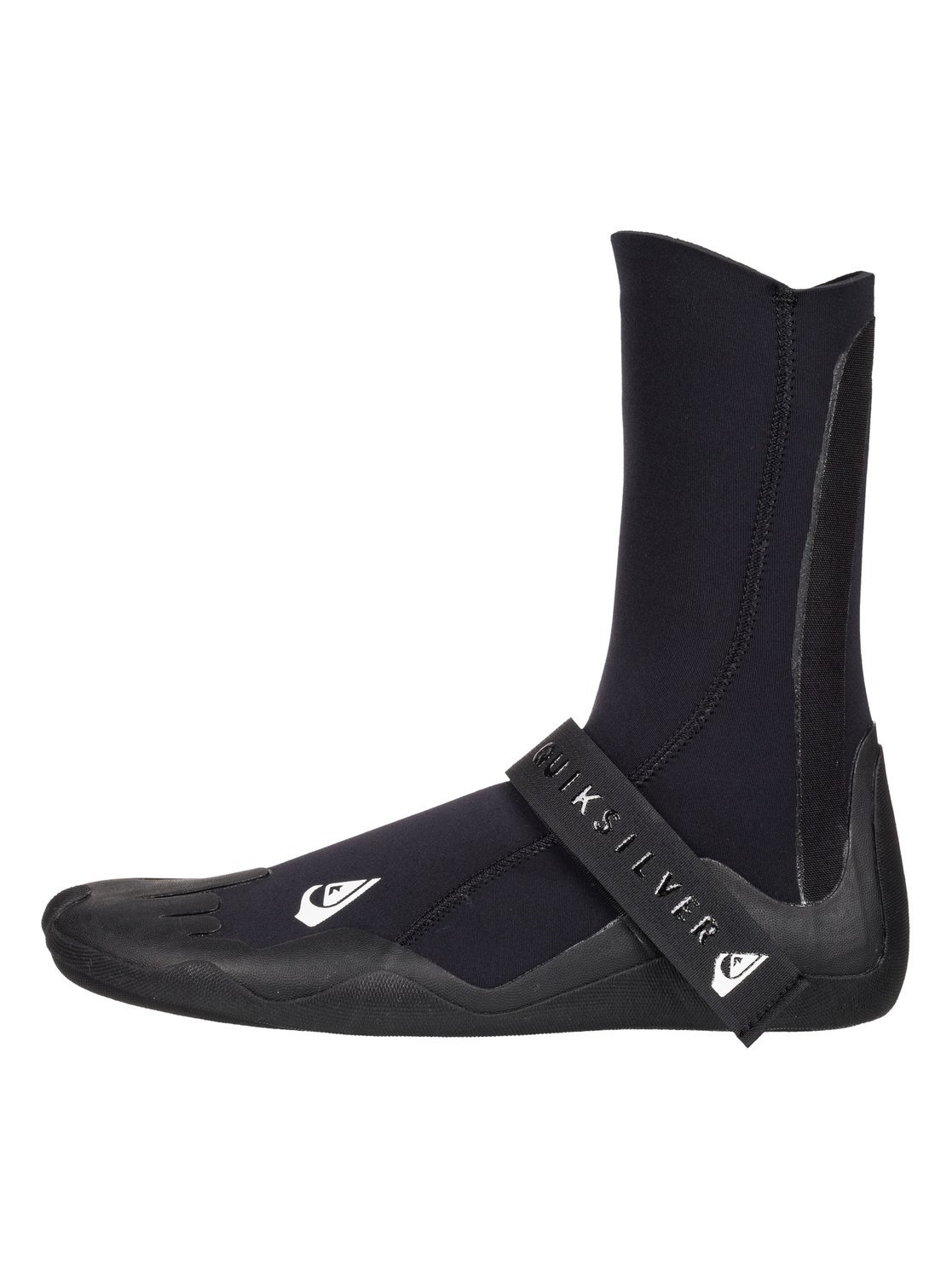 Quiksilver 3mm Syncro Round Toe Men's Watersports Boots - Black / 11 by Quiksilver