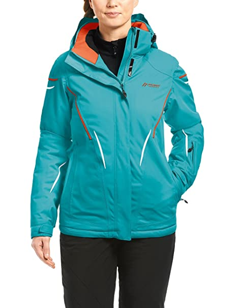 maier sports Damen Skijacke Calgary: : Bekleidung