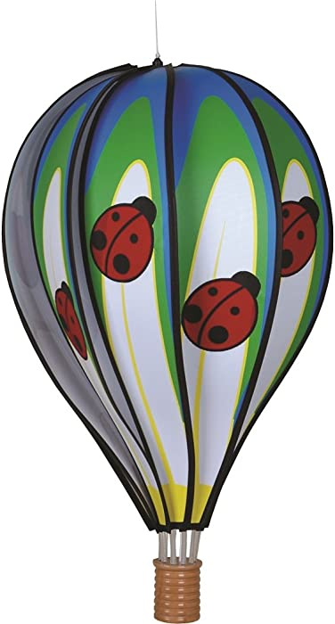 Top 10 Wind Garden Ladybug Hot Air Balloon Spinners