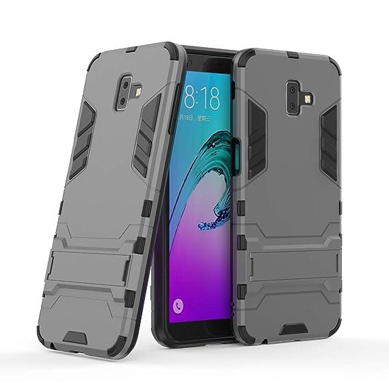 more photos 90308 eba57 Amazon.com: Samsung Galaxy J6+ / J6 Plus Case, CaseExpert Shockproof ...