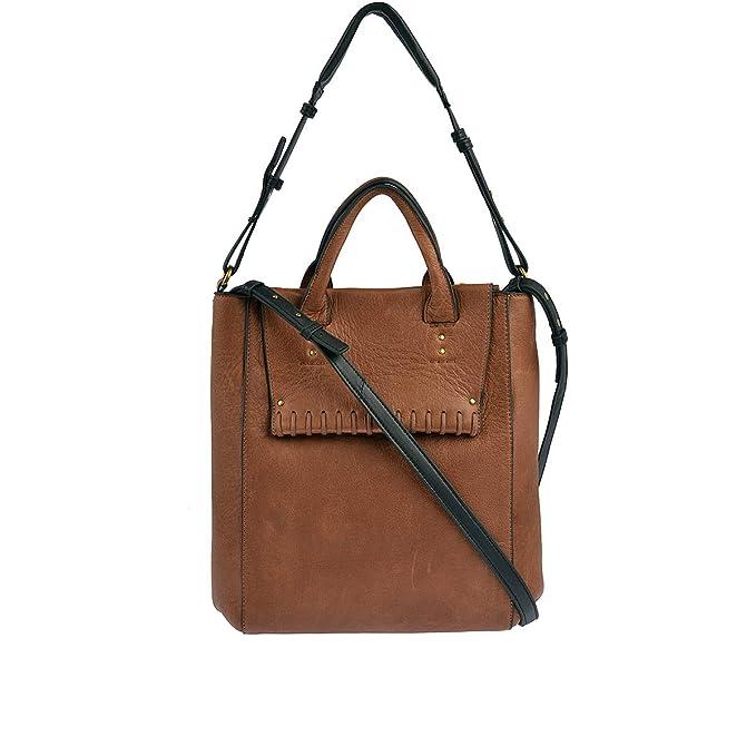 Marc OPolo Thirty Bolso shopping marrón: Amazon.es: Ropa y accesorios