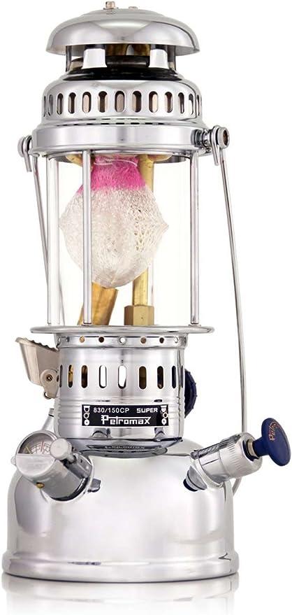 Petromax HK500 Petroleumleuchte Messing  Starklichtlampe
