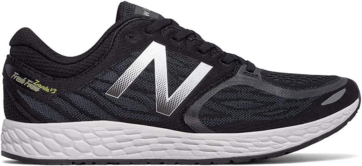 New Balance Frsh Fm Zantv2 Br - Zapatillas de running para mujer, color verde, color Negro, talla 49 EU: Amazon.es: Zapatos y complementos