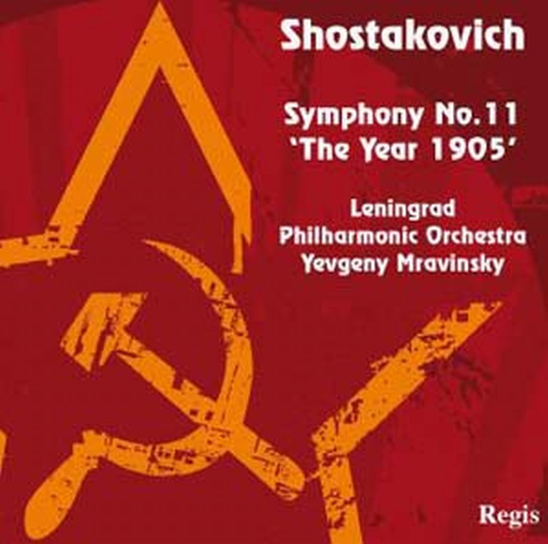 Shostakovich: Symphony No.11 'The Year 1905'                                                                                                                                                                                                                                                    <span class=