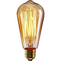 KINGSO Lampe sans Fil pour Parasol de Jardin 48 LEDs(Blanc Froid & RGB Changement), avec Bluetooth Speaker Audio à USB Rechargeable, Led pour Tente de Camping ou Patio