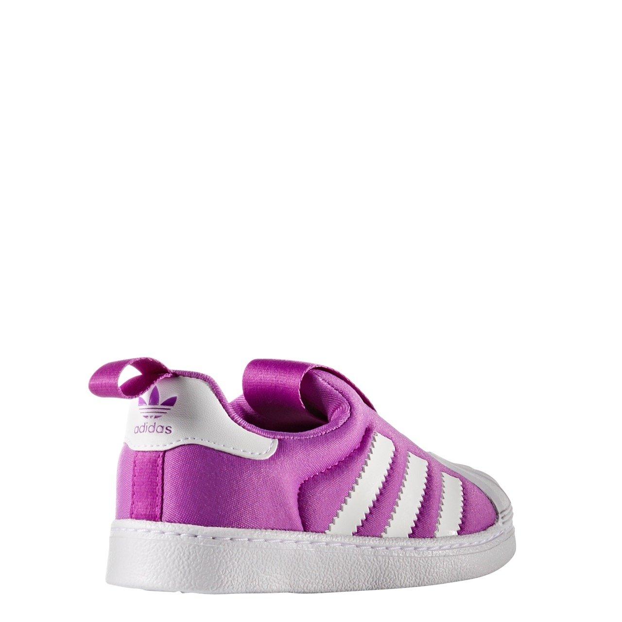 e7a84d0900d Adidas Chaussures Superstar 360 Violet Bébé Fille  Amazon.fr  Chaussures et  Sacs