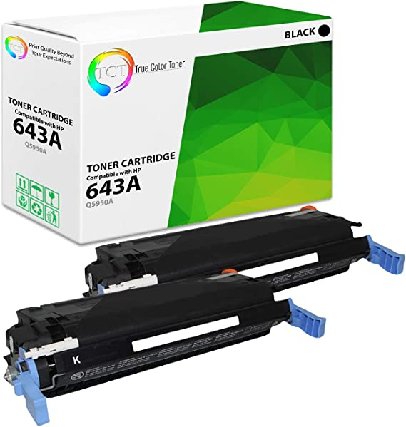Black, 1-Pack SuperInk Compatible Toner Cartridge Replacement for HP Q5942A 42A to use with Laserjet 4240n 4250 4250dtn 4250tn 4350 4350dtn 4350dtnsl 4350n 4350tn