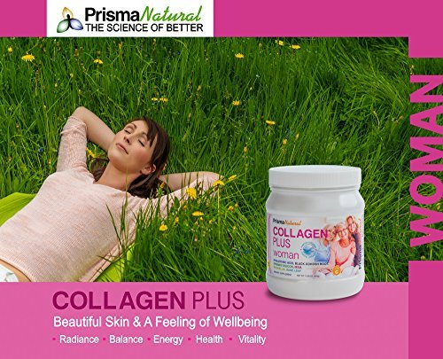 Prisma Natural Colagen Plus Woman - 300 gr: Amazon.es: Salud y cuidado personal