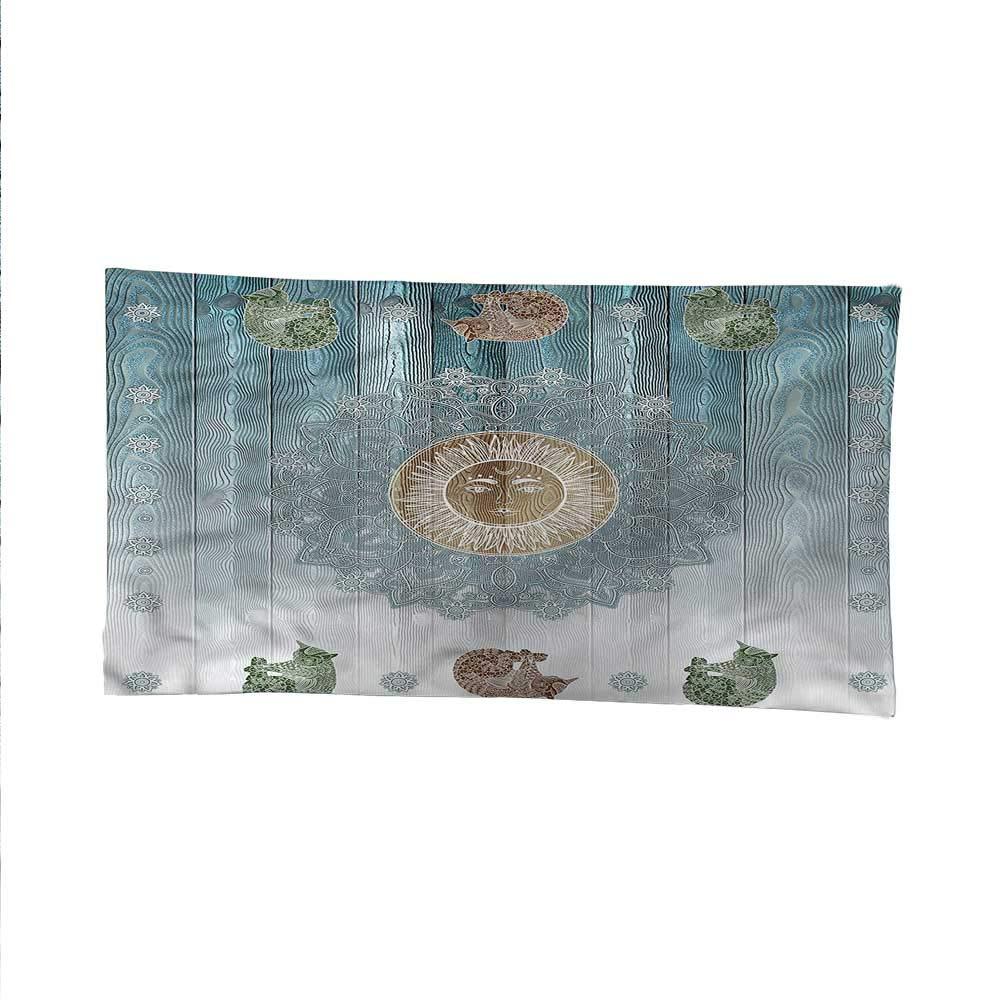 Hippiefunny tapestryquote tapestryTotem Zen Boho Sun Cats 84W x 54L Inch