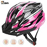 JBM Adult Cycling Bike Helmet  JBM has been focusing on the development of sports protective gear. Our products are specially designed for outdoor-activities, such as cycling, BMX biking, road biking. Safety protection is always our primary concern a...