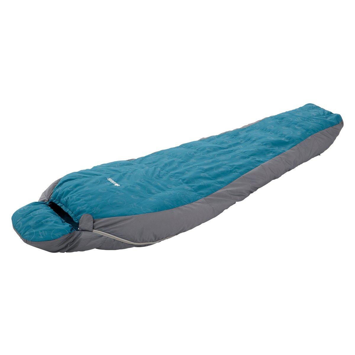 ロゴス 寝袋 NEWダウンアリーバ B0078S5AUC   最低使用温度6度