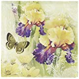 Abbott Collection Home Lg Magic Spring Paper Napkin-20 Pack
