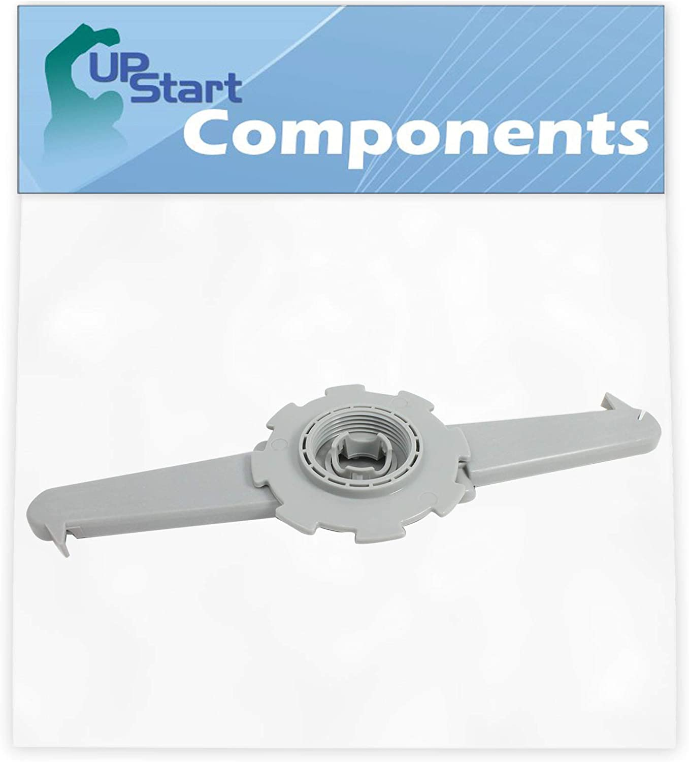 5304506516 Dishwasher Upper Spray Arm Replacement for Frigidaire FFID2423RS4B Dishwasher - Compatible with 5304506516 Upper Wash Arm Spinner