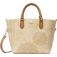 Desigual PU Hand Bag, Mano Mujer, Talla única