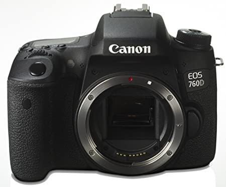 Canon EOS 760D - Cámara digital (Nublado, Modos personalizados ...