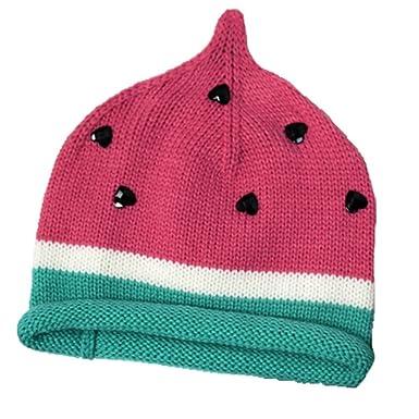 2408c1c60b7f Ohmais Automne Hiver Coton Bonnet bébé chapeau pour bébé fille garçon