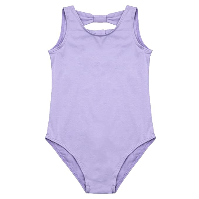 95577feb896b dPois Kids Girls Solid Color Ballet Dance Leotard Dress with Bowknot Gym  Unitard Clothing: Amazon.co.uk: Clothing