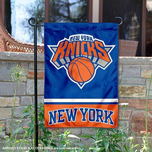 Wincraft New York Knicks Double Sided Garden Flag (New York Knicks Window)