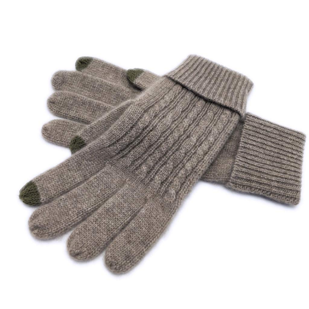DSADDSD Winter warme Handschuhe, Outdoor-Sport-Touchscreen-Handschuhe für Männer und Frauen
