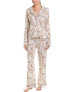 Women's Clothing Sleepwear & Robes Intelligent Victorias Secret 2pc Cotton Button Sleep Shirt & Drawstring Pants Set Pajamas Xs