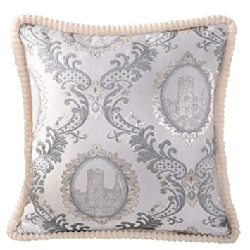 ZSDGY Inicio Jane European Soft Sofa Cojín Almohada/Muebles ...