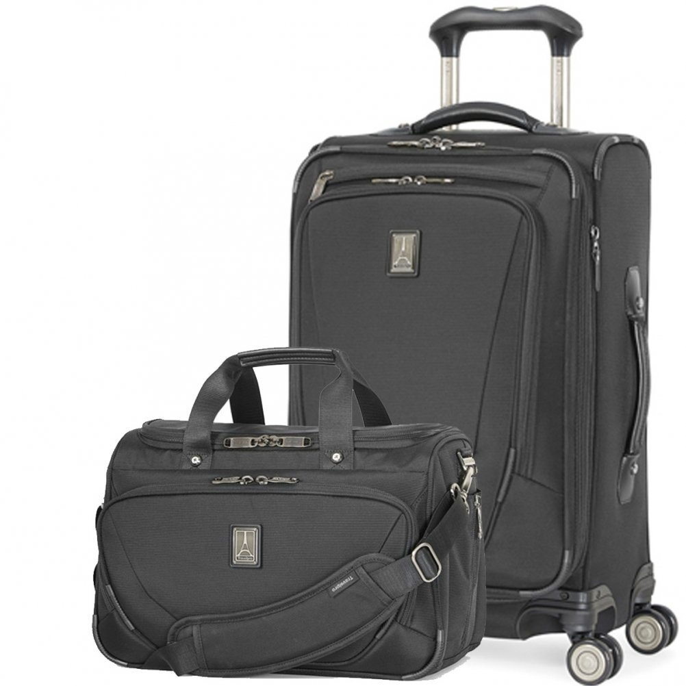 Travelpro Crew 11 21 Inch Expandable Spinner Suitcase
