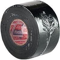"Jaybird & Mais Black Cloth Hockey Tape, 1"" x 25 yards (2-Pack)"