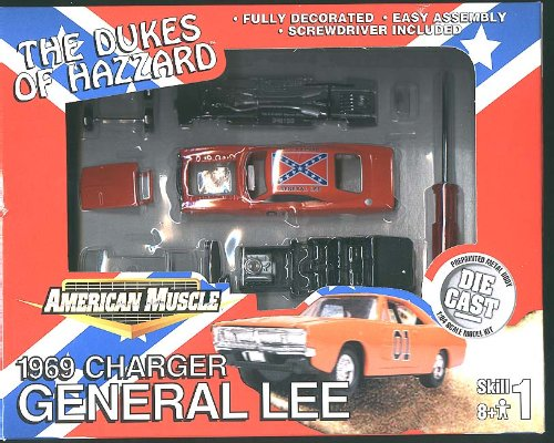 American Muscle The Dukes of Hazzard - 1969 Charger - Gen...