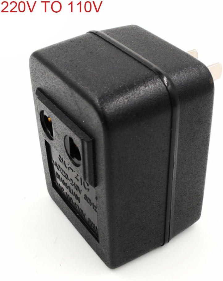 abbort AC 220V to 110V//110V to 220V AC Power Voltage Converter 20W Adapter Travel Transformer Regulator