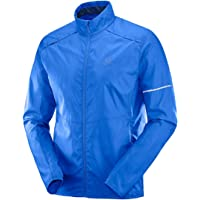 SALOMON Agile Wind Jkt Jacket, Hombre