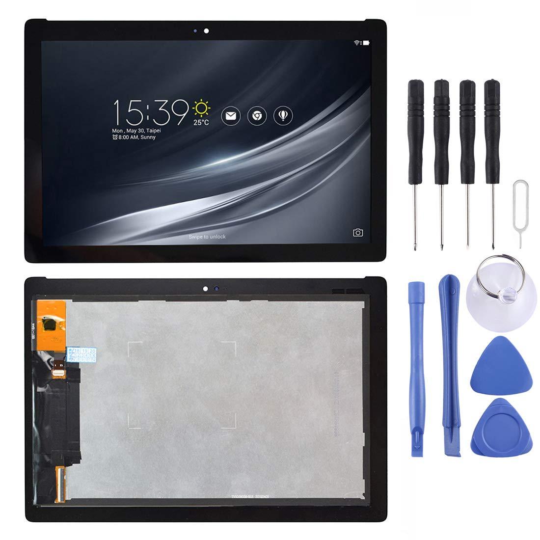 ベストセラー 修理用フロントパネル(フロントガラスデジタイザ)タッチパネル Black) Lcd液晶パネルセット Asus ZenPad 10 Z301M 10/ Z301ML Black/ Z301MFL/ P028のLCDスクリーンとデジタイザーのフルアセンブリ (色 : Black) Black B07P662D9B, Saintbebe:7c4e4bd0 --- a0267596.xsph.ru