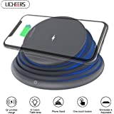 the best attitude aa26d dfce3 Amazon.com: IKEA VITAHULT Wireless charging cover i6: Electronics
