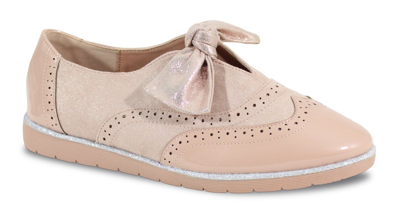 By Shoes - Mocassin Style Richelieu - Femme