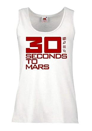 To Lamaglieria Donna Seconds Mars 100CotoneAmazon 30 Canotta doeCBx