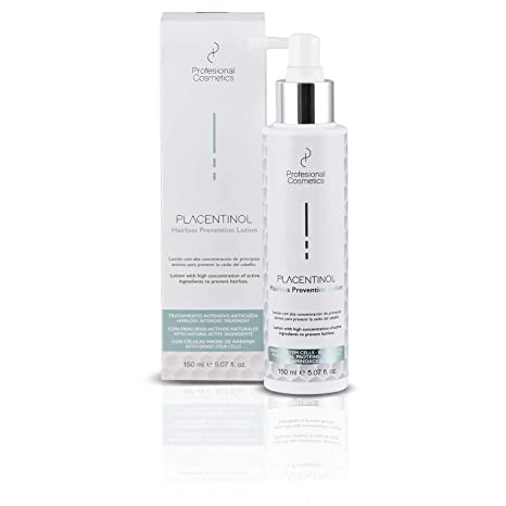 Profesional Cosmetics Placentinol Hairloss Prevention Lotion - 150 ...