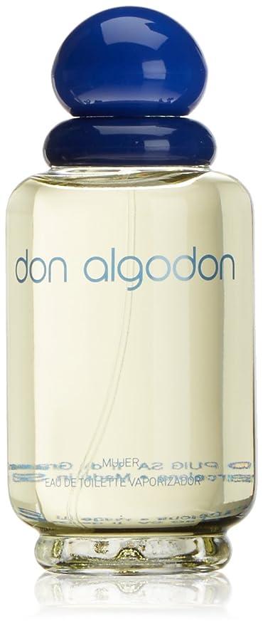 Agua de colonia don algodon clasica 200x100 con vaporizador